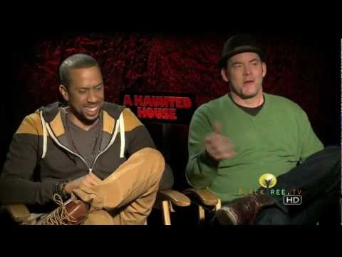 Affion Crockett & David Koechner talk about