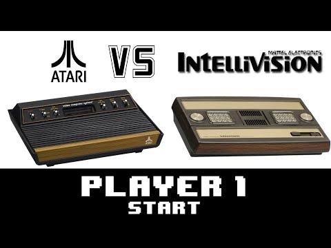 Atari vs Intellivision - Which was better?