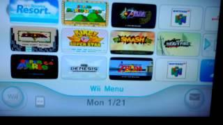 Video Nintendo Wii System Update features Amazon Instant Video App MP3, 3GP, MP4, WEBM, AVI, FLV Desember 2018