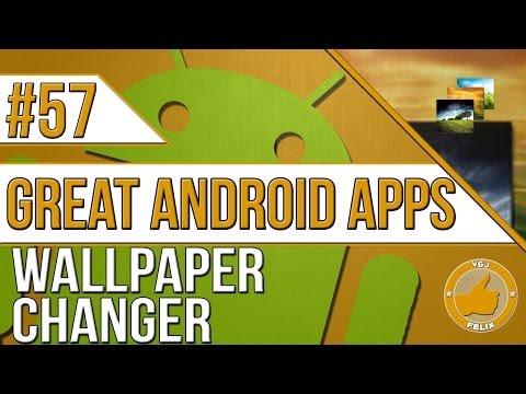 Video of Wallpaper Changer