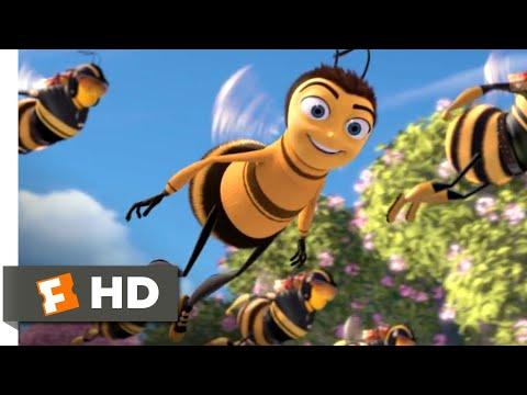 Bee Movie (2007) - Pollen Power Scene (1/10) | Movieclips