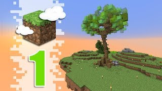 SKYBLOCK - EP01 - How To Get Started (Archon Server - Origins Realm)