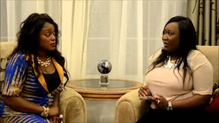 CELEBRITY HEALTH TALK TV WITH FATMATA KOROMA INTERVIEW WITH MELQOSH MISSION FAITH OKAFA-SMART