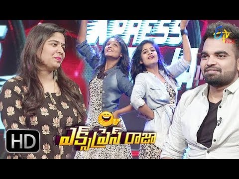 Express Raja| Closer Mashup singer Lipsika | 24th November 2017 | Full Episode 310