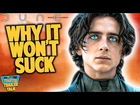 DUNE TRAILER REACTION 2020 | Double Toasted