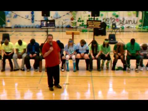 Lowell Catholic Hypnotist/comedian