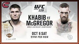 UFC 229: Conor McGregor vs Khabib Nurmagomedov Live Reactions