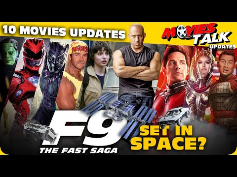 Fast And Furious 9 In Space? & More 9 Movies Updates [Explained In Hindi]