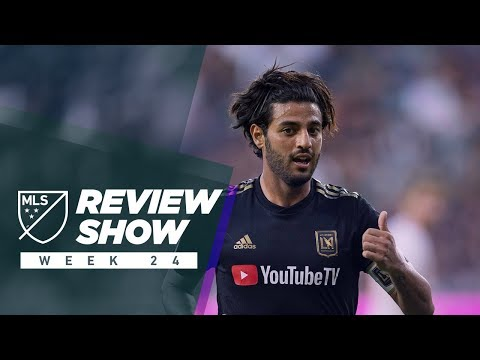 Video: Atlanta Wins MLS Cup Final Rematch | Carlos Vela Sets New Goal/Assist Record