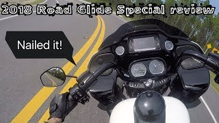 7. 2018 Road Glide Special full and detailed review