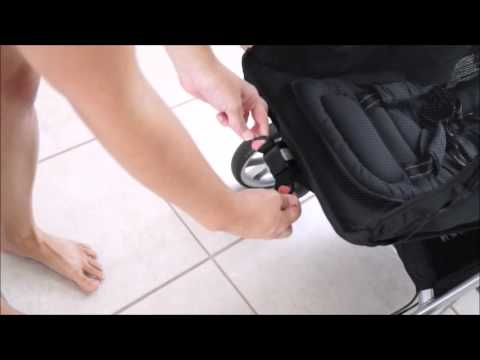 Britax B Agile 3 Stroller Quick Review