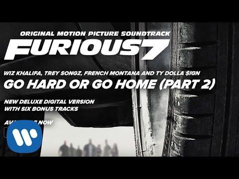Wiz Khalifa, Trey Songz, French Montana & Ty Dolla $ign - Go Hard or Go Home (Part 2) [Furious 7]