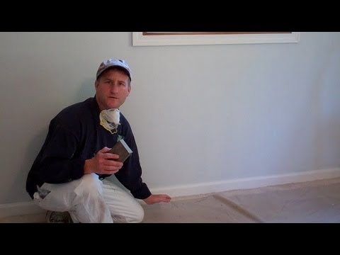 INTERIOR PAINTING STEP 1: PREPPING A ROOM
