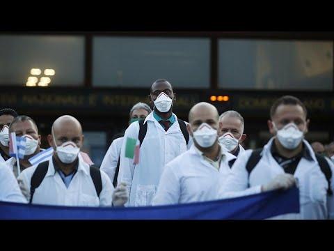 «Πρώτα ενθαρρυντικά μηνύματα» λένε οι Ιταλοί γιατροί
