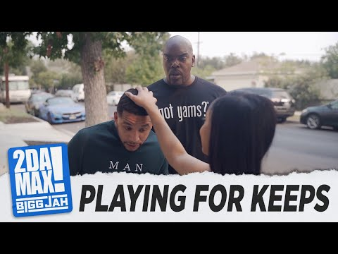 PLAYING FOR KEEPS | BIGG JAH