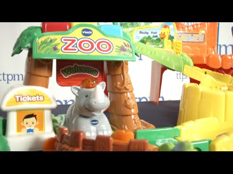 Go! Go! Smart Animals Zoo Explorers Playset from VTech