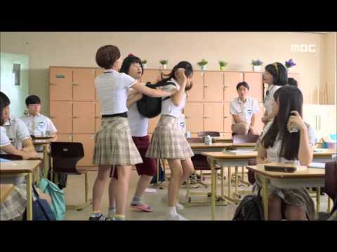 [Glamourous Temptation] 화려한 유혹 ep.4 -  Kim Sae-ron is saved by Kim Bo-ra   20151013
