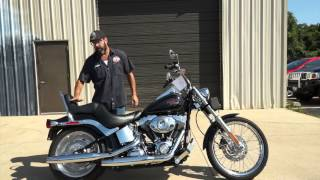 10. 2007 Harley-Davidson Softail Custom!