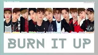 Video [COLOR CODED/THAISUB] WANNA ONE - Burn It Up #พีชซับไทย MP3, 3GP, MP4, WEBM, AVI, FLV Maret 2018