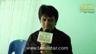 Srinivas at Kangaroo Movie Team Interview