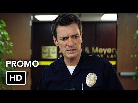"The Rookie 2x08 Promo ""Clean Cut"" (HD) Nathan Fillion series"