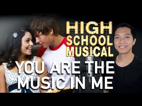 You Are The Music In Me (Troy Part Only - Instrumental) - High School Musical 2