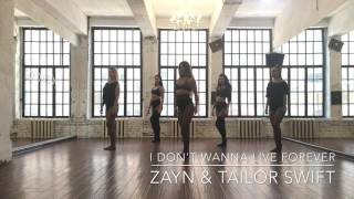 download lagu download musik download mp3 I DON'T WANNA LIVE FOREVER (FIFTY SHADES DARKER) ZAYN | TAYLOR SWIFT choreo by Katerina Surkova