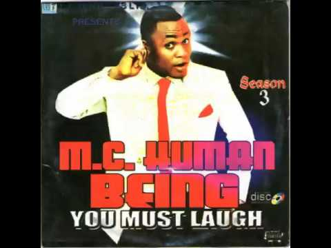 MC Human Being - You Must Laugh Season 3  Part 1