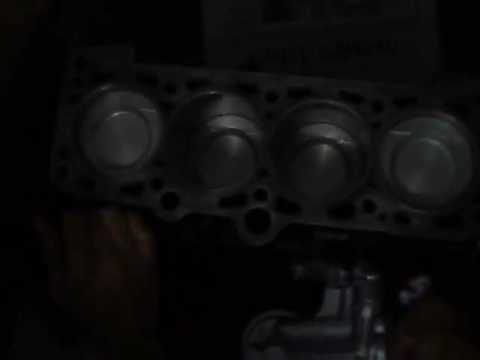 PMS e PMI motor AP Escort GL 1996