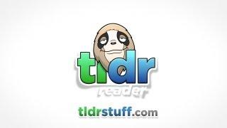 TLDR Reader YouTube video