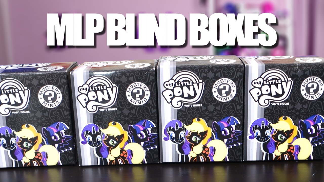 My Little Pony Series 2 Blind Boxes