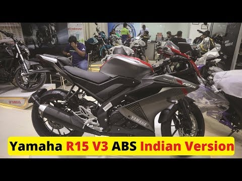 New Yamaha R15 V3 Abs 2019 In Bangladesh I Youtube Search Ru