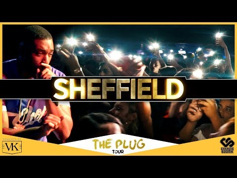 Big Tobz, K Koke, Not3s Live in Sheffield for The Plug Album UK Tour