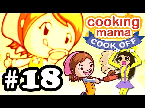 Let's Play Cooking Mama Cook Off #18 Hot Dog