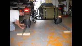 6. Montage Sidecar Ural