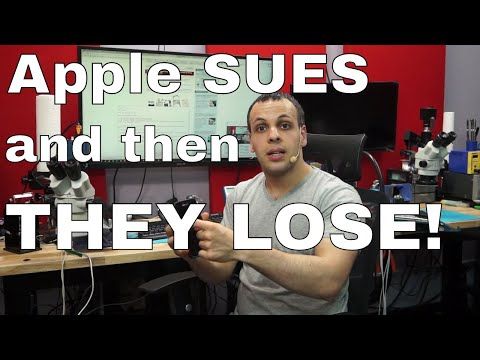 Apple SUES iPhone screen repair shop and LOSES!