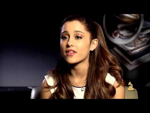 Ariana Grande Talks About Being The Next Mariah Carey