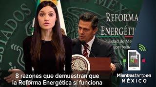 Video 8 razones que demuestran que la Reforma Energética sí funciona - MTEM MP3, 3GP, MP4, WEBM, AVI, FLV Mei 2018