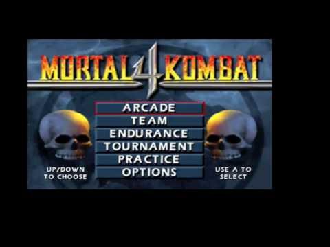 mortal kombat 4 nintendo 64 controls