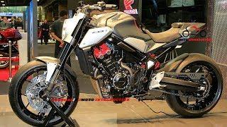 7. Details 2019 Honda CB650R/Neo Sport Cafe Racer Debuts at 2018 Paris Motor Show