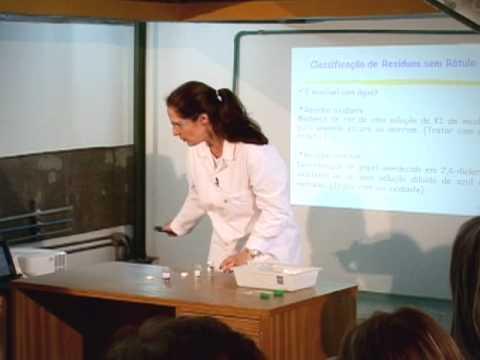 Orientação técnica: rotulagem e identificação de resíduos químicos: parte 2