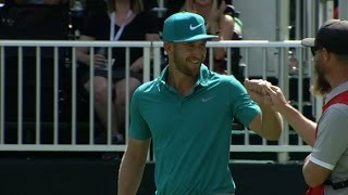 Kevin Chappell's long-range birdie putt at the TOUR Championship by PGA TOUR