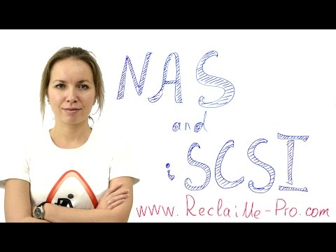 NAS And ISCSI