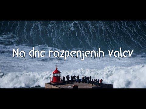 Na dno razpenjenih valov