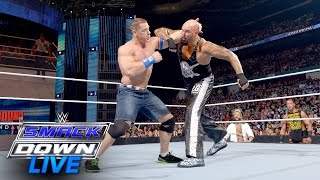 Nonton John Cena Vs  Luke Gallows  Smackdown Live  July 19  2016 Film Subtitle Indonesia Streaming Movie Download
