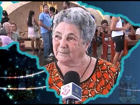Testemunho Diva Luiza Miranda - Santo Antônio do Monte - MG