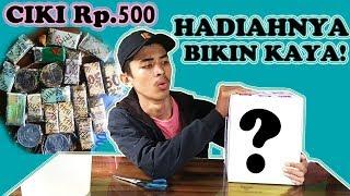 Video CIKI MURAH HADIAH MERIAH !!! ISINYA DUIT SEMUA MP3, 3GP, MP4, WEBM, AVI, FLV April 2019