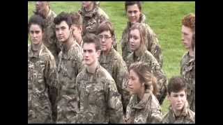 Barnard Castle School CCF