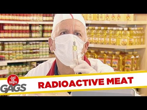 Carne radioactivă (video)