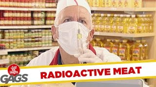 Radioactive Meat Test